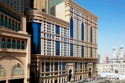 Royal Dar el Eiman  Hotel Makkah