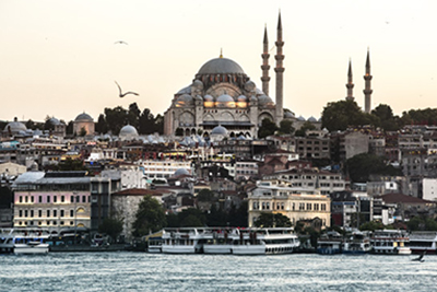Istanbul, Turkey in July 2019